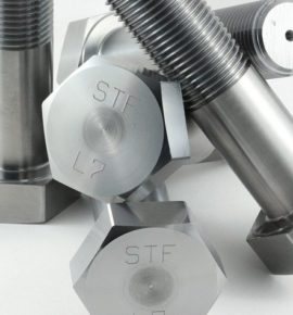 Heavy hex Nuts - ASTM A194 - Specialized Threaded Fasteners